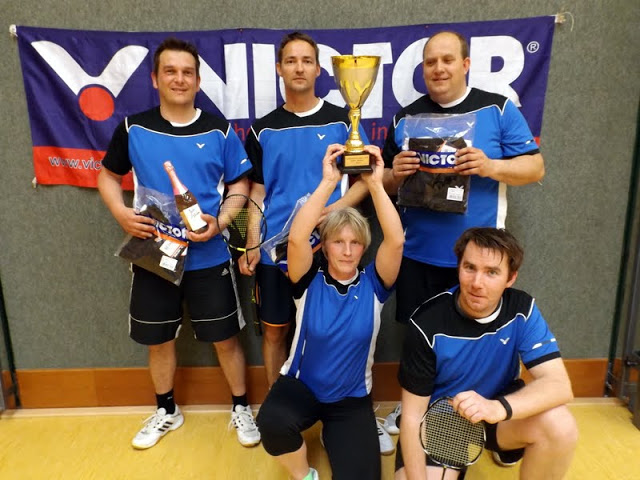 Badminton Landesmeister 2015  SSV Marina Wendtorf