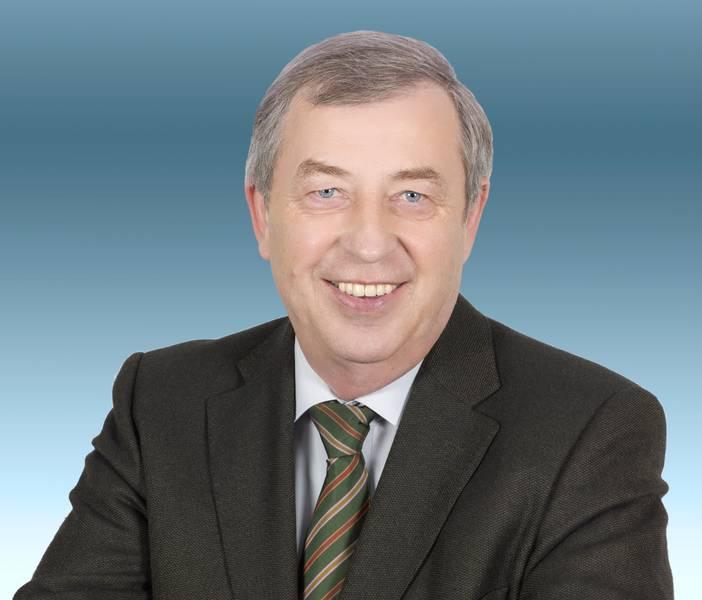 Bürgermeister Claus Heller